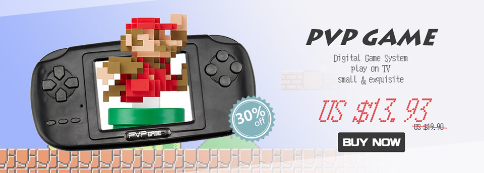 Hot sale! 4.3″ handheld Game Console mp4 player MP5 game player Real 8GB Support for Camera Video E-book NES Games TF card MP3 P