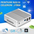 XCY mini pc Quad core Celeron J1900 N2940 N3510 8G RAM Mini Computer office HDMI Tablet