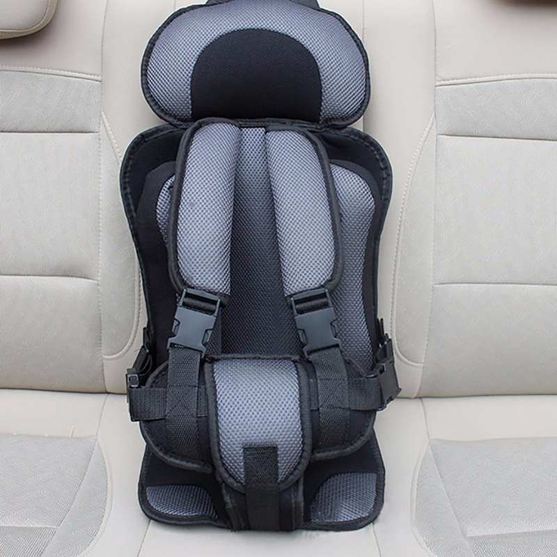 Adjustable Baby Car Seat For 6 Months-5 Years Old Baby, Safe Toddler Booster Seat, Child Car Seats Potable Baby Chair In The Car(China (Mainland))