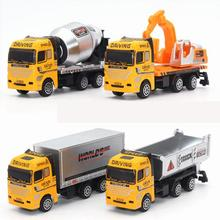 Buy 1:55 Diecast Cars Metal Model Car Alloy Engineering Vehicles Toy Dinky Toys Children Random Sent Kids Toys Brinquedos for $4.24 in AliExpress store