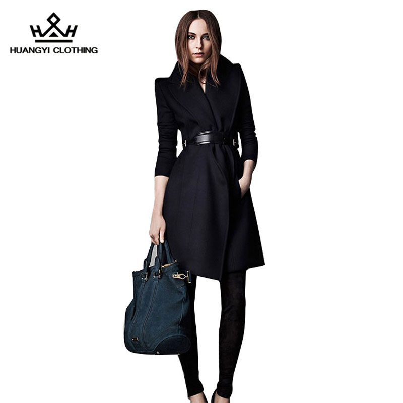 2016 brand high end fashion winter s turn