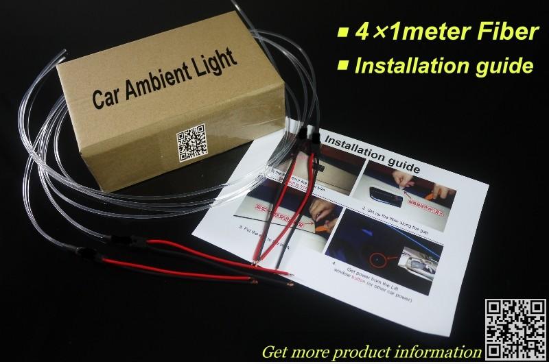 Tuning Panel illumination Interior Light For Pontiac G2 Matiz package