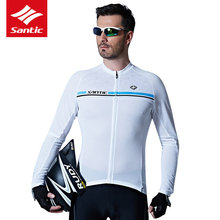 Buy Santic Mens Cycling Jerseys 2017 Outdoor Sports Clothing Men Shirts MTB Road Cycling Bicycle Bike Jersey Camisa Ciclismo for $25.65 in AliExpress store