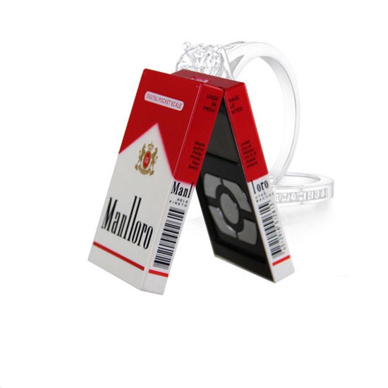 ถูก กระเป๋าอิเล็กทรอนิกส์ขนาดเครื่องประดับดิจิตอลสำหรับบุหรี่ทองกล่องน้ำหนักสมดุลแม่นยำ0.01 500กรัม
