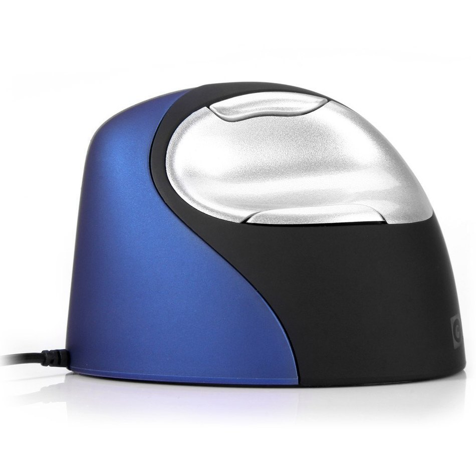 Novelty Antioxidant silver-plated workmakship Wired Vertical Optical Mouse with 6 Keys LED Breathing Light for Laptop PC Compute(China (Mainland))