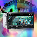 Universal 2 Din Car DVD Double Din Car Video Player 7 HD Touch Screen Bluetooth Stereo
