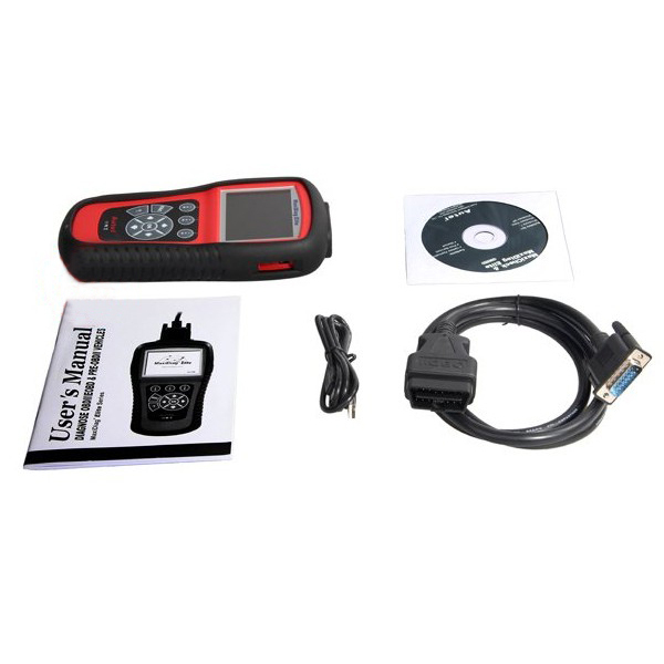 Autel Maxidiag Elite MD 802 All System DS Model MD 802 Original 4 System DS/EPB/OLS/Data Stream MD-802 Code Reader Retail Price(China (Mainland))