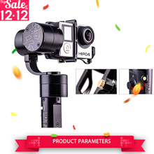 Zhiyun New Version Z1- Evolution 3-Axis Handheld Stabilizer Brushless Gimbal for GoPro Hero 4 3+ 3 2 SJ4000 SJ5000 Sport Cameras
