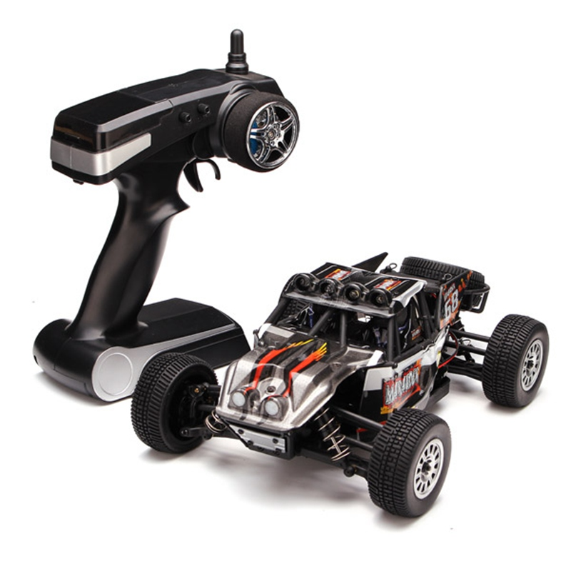 FS Racing 73902 1/18 4WD Brushed Desert Buggy RC Car Without Original Package(China (Mainland))