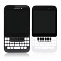 LCD Display Touch Screen Digitizer Assembly replacement parts For Blackberry Q5 Black White