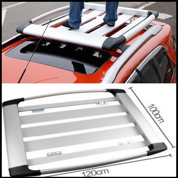 suv car auto car roof rack luggage rack luggage box