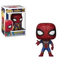 Funko pop Marvel Мстители эндигра танос Железный человек Тор Стэн ли фигурка Коллекция Модель игрушки для детей Рождественский подарок(China)