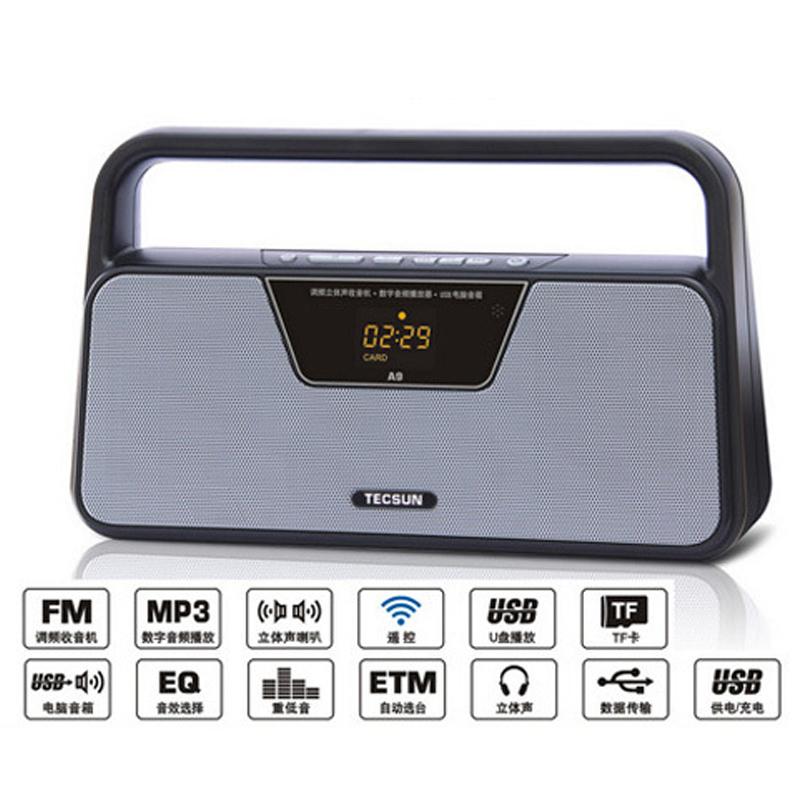 Радио TECSUN A9 FM