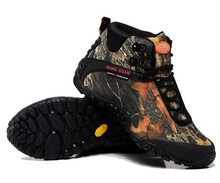 Dead trees camouflage boots brand new waterproof hunting boots (China (Mainland))
