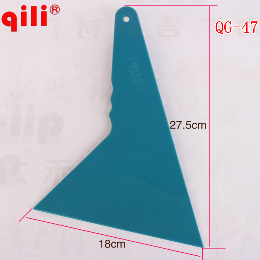 Best price QG-47 larger dupont squeegee high temperature resistance car beauty tools dupont wear-resistant glass film scraper(China (Mainland))