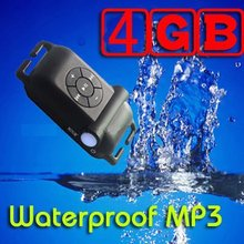 hot 4GB waterproof MP3 Player best for Swimming (MX-801)(China (Mainland))