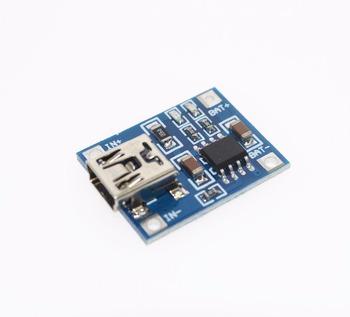 5 ШТ. TP4056 1A посвященный литий зарядки аккумулятора площадку зарядки модуль литиевая батарея зарядное устройство модуль 1A Зарядки Доска