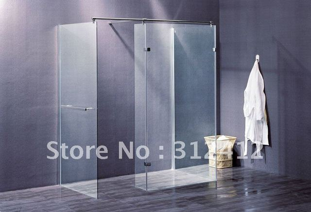Walk-in shower enclosure shower room