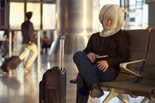 Ostrich Light Travelling Pillow