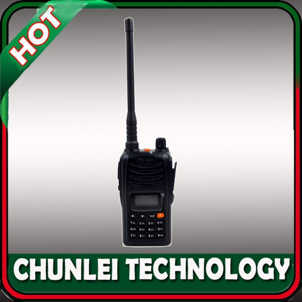 5W VHF/UHF 136-174/400-470 MHz 199 Channel DCS CTCSS FM Ham Two-way Dual-Band Radio Walkie Talkie(Hong Kong)