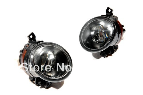 Front Projector Fog Light Assembly For Volkswagen VW Jetta MK5(China (Mainland))