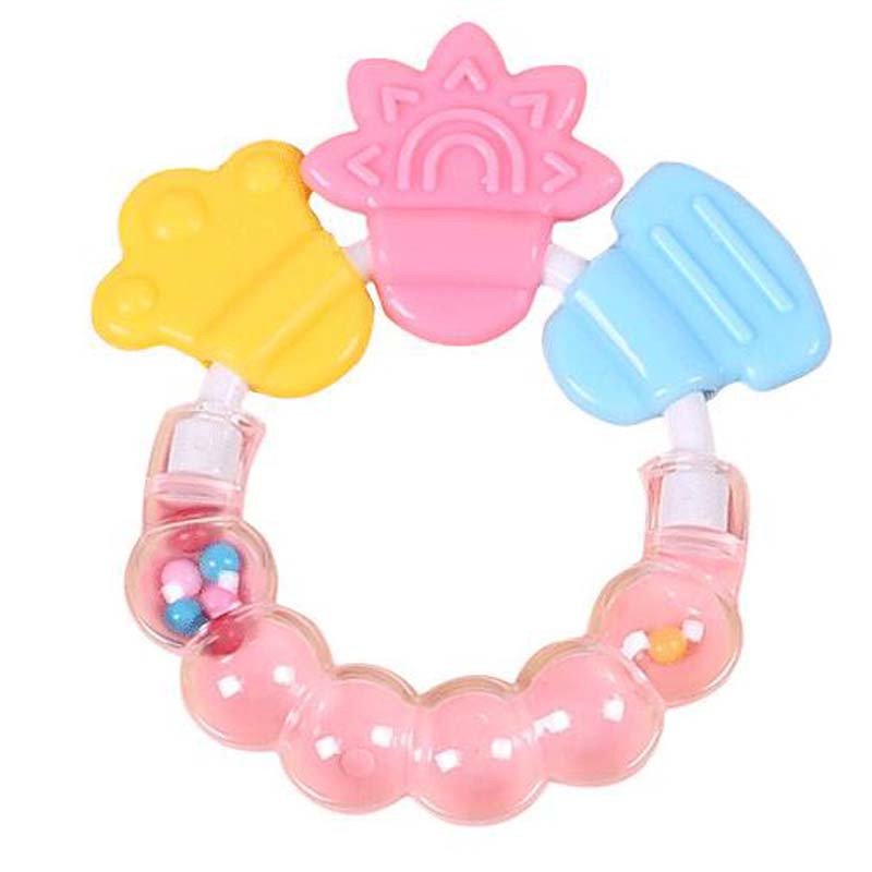 Baby Teething Toys : Pcs baby care soft silicone teether infant