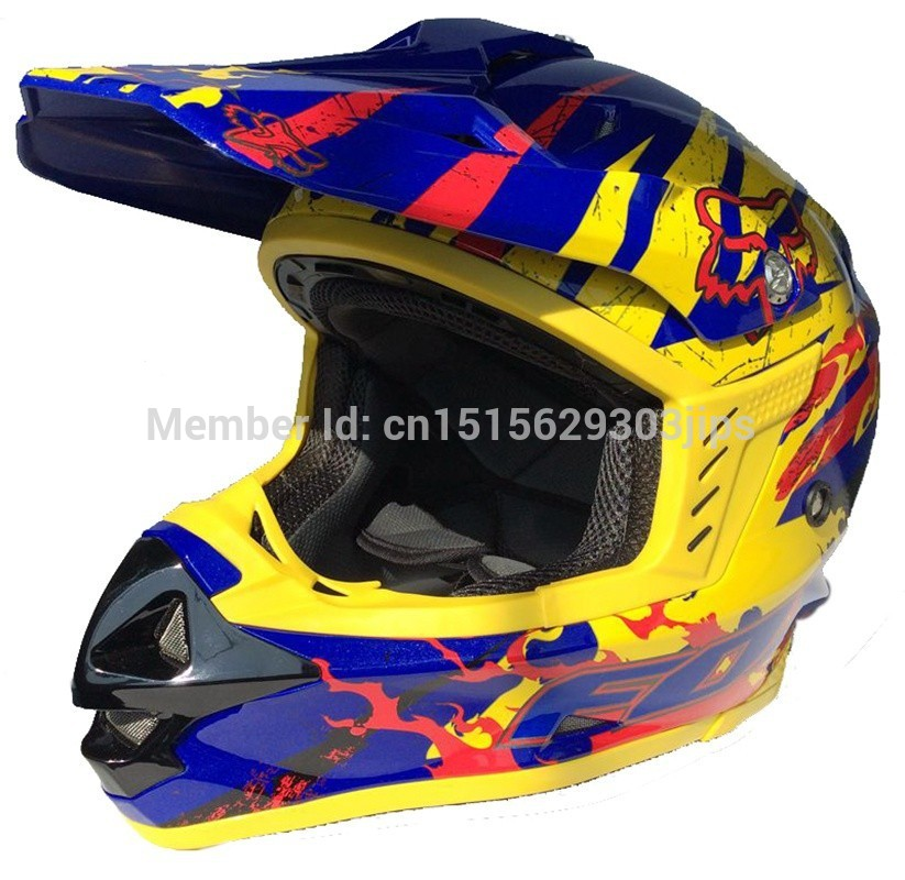 Motocross helmets men off the road Capacete Moto Helmet ECE approval