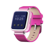 New Arrival Watch Tracker for Kids W29 Built in GPS MTK3337 Button 0.96 inch 128×64 Sapphire Screen GPS location accurate