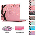 Cherry Tree Blossom Laptop Clear Case For Air 11 13 Print Hard Cover For Macbook newest