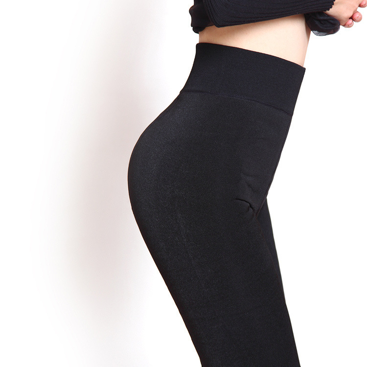 High Waisted Thick Leggings - The Else