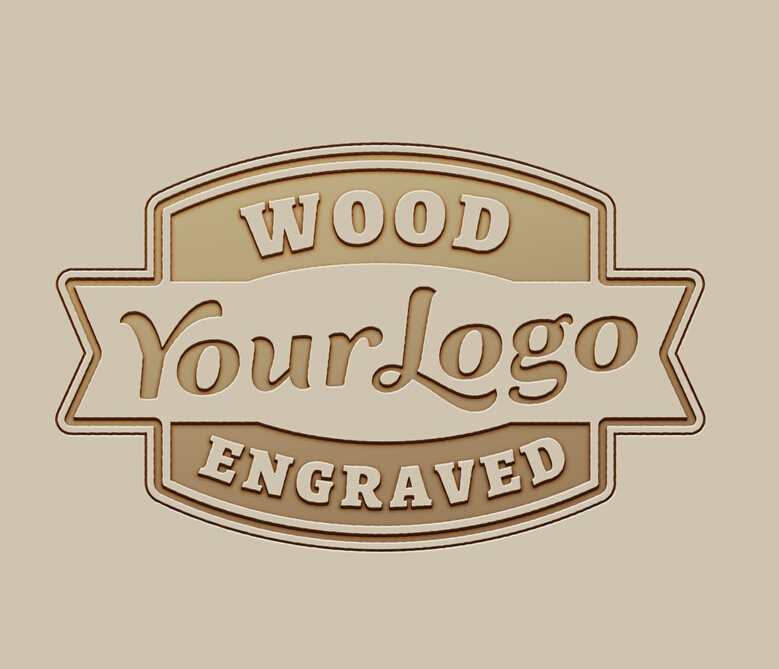 Your Logo is Welcome Logo Custom Engrave on Bamboo Wooden Watches Wood Sunglasses Gift Box Logo
