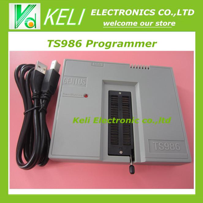 TS986 GENIUS New updated stead TL866CS MiniPro EZP2010 Universal Programmer High Performance 100% - KELI Electronics Technology Co., Ltd store
