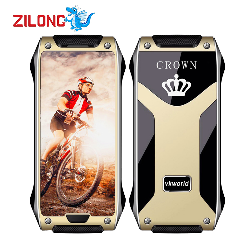 New Arrival Vkworld Crown V8 Cell Phone World's Thinnest 4.9mm Ultra-Slim Unique Phone With IR Blaster Dual Sim Mobile Phone(China (Mainland))