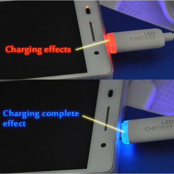 New Arrive Micro USB Charging Cable Light Emitting Phone Data With Tips Enabled Mobile Phone Android For Samsung Top Quality(China (Mainland))