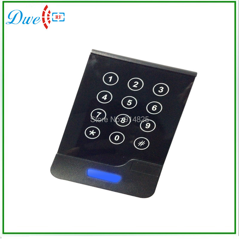 New ! 13.56mhz   keypad  smart rfid card reader control system for door<br><br>Aliexpress