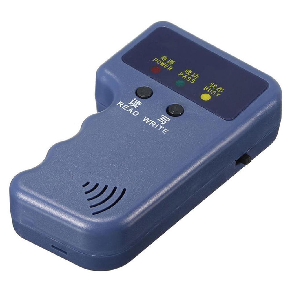 Ручной 125 кГц RFID Дубликатор копировальный аппарат писатель программист ридер + aeProduct.getSubject()