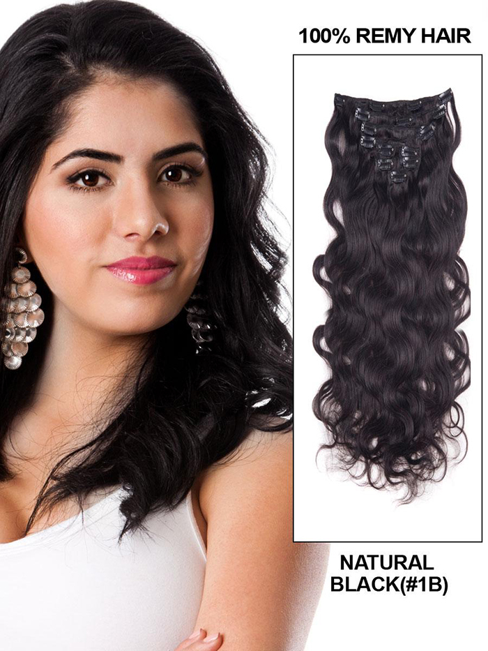 What Are The Best Clip In Human Hair Extensions To Buy 76
