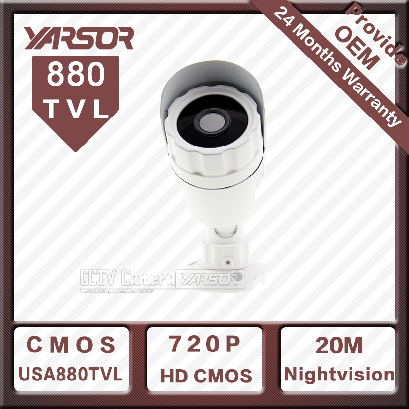 880TVL Cameras CCTV Yarsor HDS6880LE HD CMOS Camera IR CUT Indoor Night Vision Surveillance Security Camera Free Shipping(China (Mainland))
