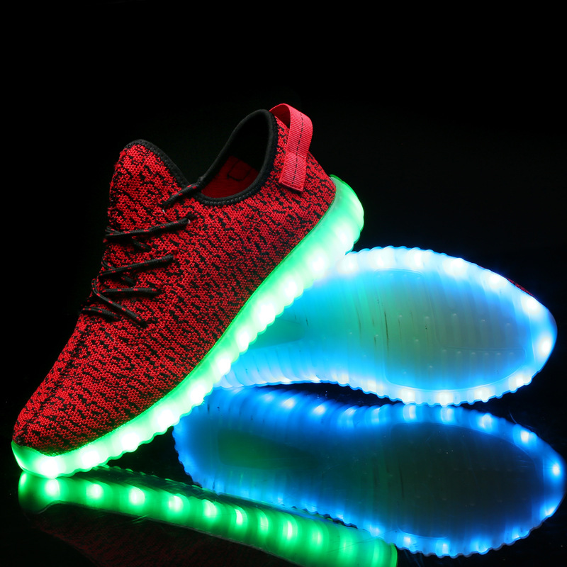 Innovative Led Shoes New 2014 Simulation Led Shoes