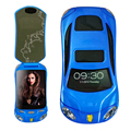 Newmind F16 Flip unlocked smart car phone dual sim card Android wifi bluetooth2 0 FM mp3