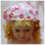 Free shipping!Wholesale Printed cotton baby headband infant hairband Girl's Head Accessories Baby hair accessories