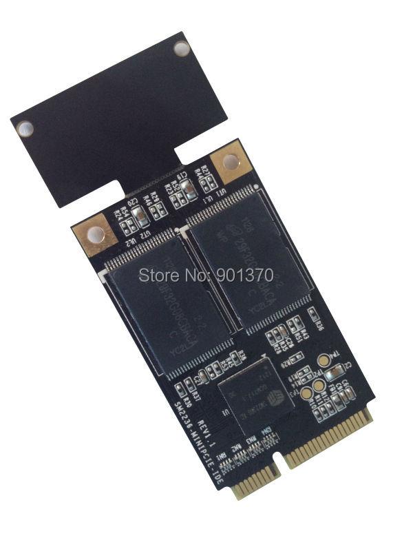 Kingspec PATA Mini PCIE IDE SSD 128GB Internal Hard Drives HD Disk ...