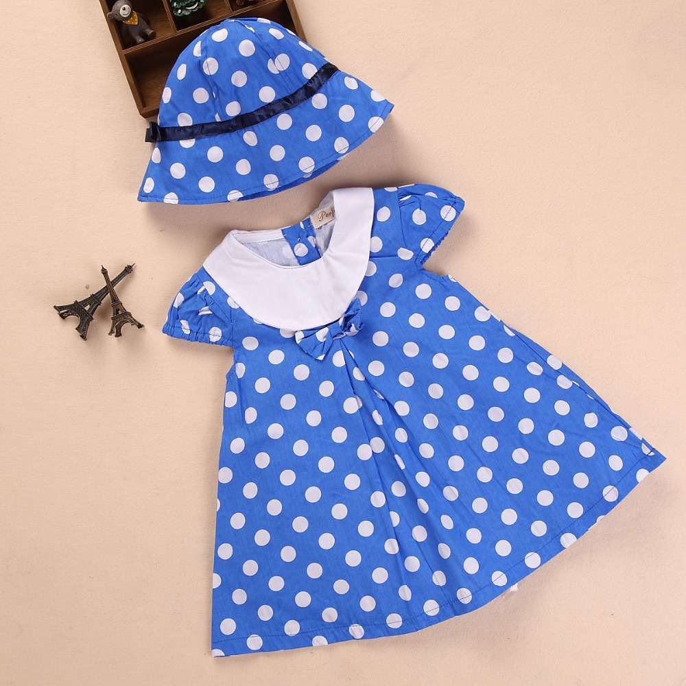 Blue Toddler Dresses