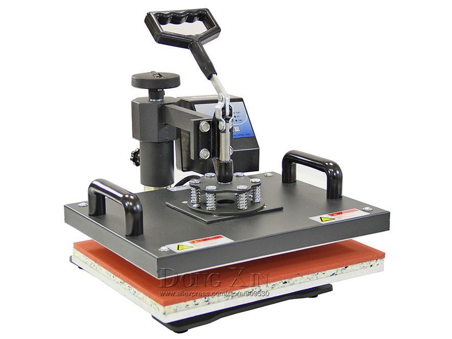 8-в-1 многофункциональный комбо тепла пресс машина для сублимационной печати Заводская цена