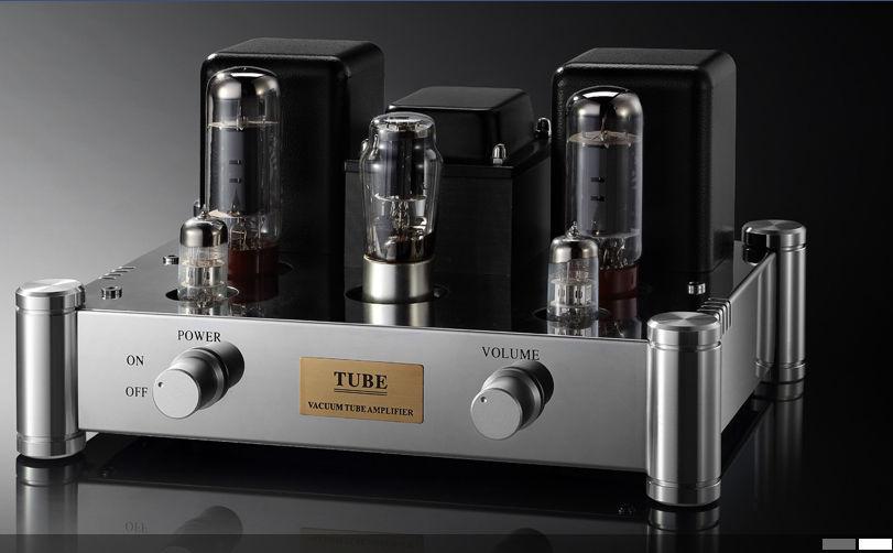 Latest 100% brand newBoyuu A10EL34b single-ended tube amplifier 5Z4P tube amp rectifier 6N2J*2 ALPShot sale(China (Mainland))