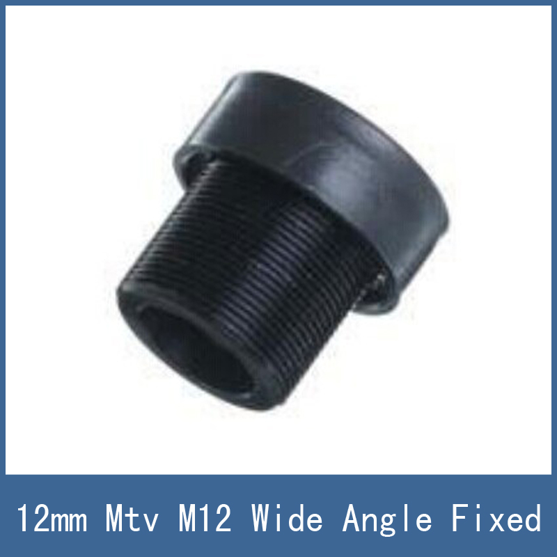 12mm MTV M12 Wide Angle Fixed Lens<br><br>Aliexpress