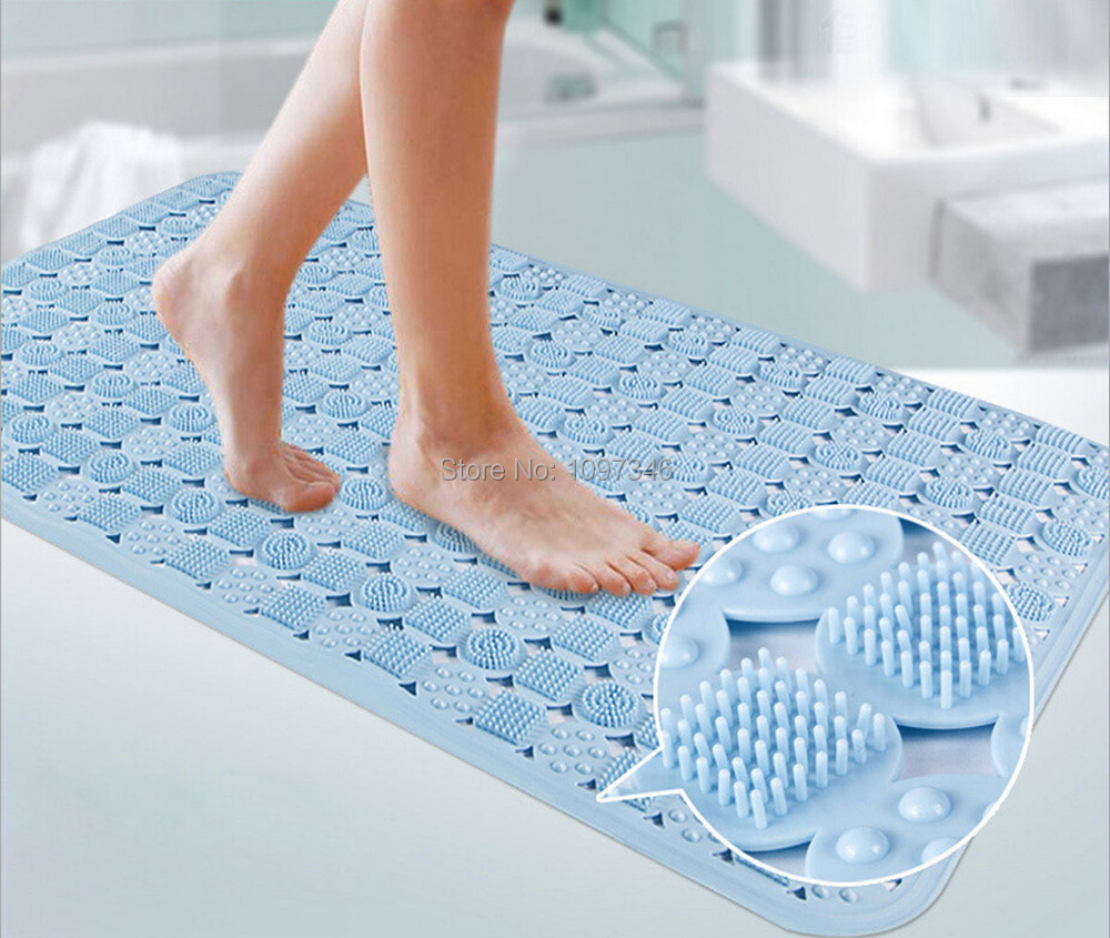 Bathroom And Toilet Safety Bath Mats Shower Tub Non Slip