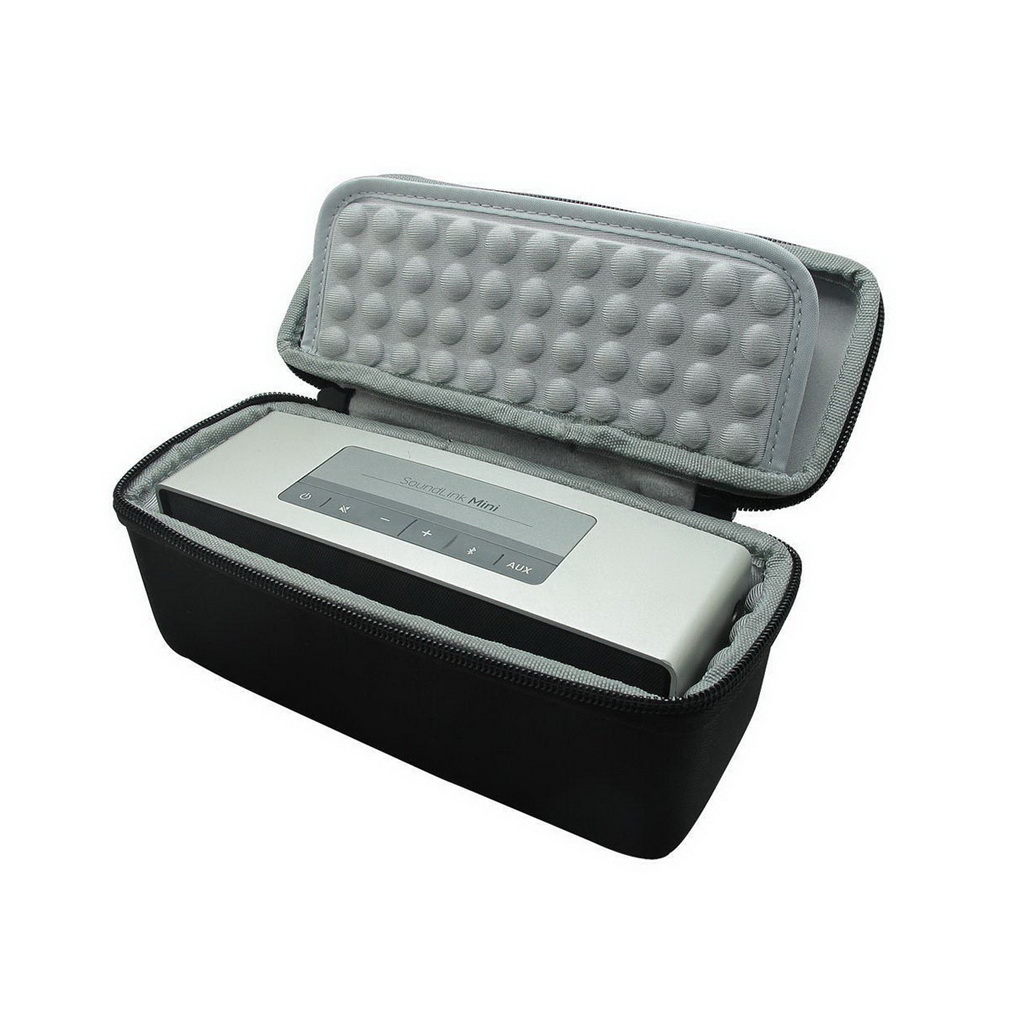 New EVA Semi-hard Portable Carry All Travel Storage Case Cover for Soundlink Mini Wireless Bluetooth Speaker Free Shipping(China (Mainland))