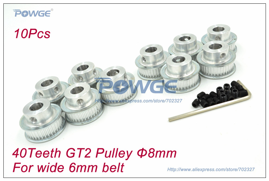 Timing Belt Pulley Manufacturer In Coimbatore : Aliexpress buy pcs teeth gt timing pulley bore