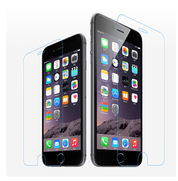 Здесь можно купить  2 pcs Premium Real Tempered Glass For iPhone 6 Plus Glass Screen Protector 5.5 Inch Protecteur D